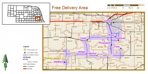 Free Delivery Routes